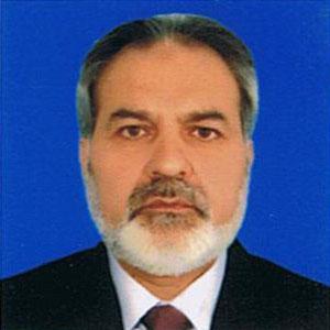 Engr. Dr. S. Muhammad Jamil, SI (M)