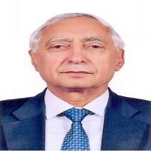 Engr. Dr. Muhammad Khaliq-ur-Rashid Kayani, SI (M)